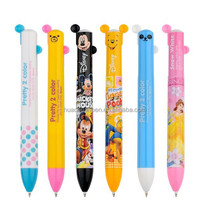 2 ink color multi color cartoon pen