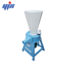 Efficient durable rubber recycling shredder machine