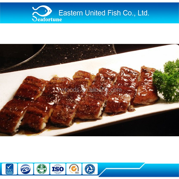 China Factory Supplier Broiled Eel Fish