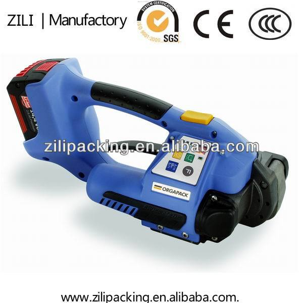 hand strapping machine battery operated