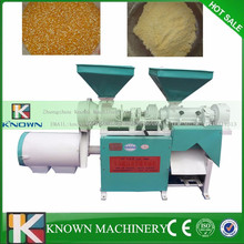 Factory offer cheap price corn grits milling machine/corn grits grinding machine