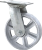 heavy duty iron wheel caster
