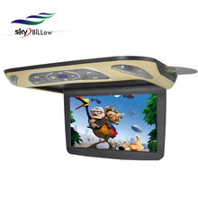 Factory supply digital screen 11.6 inch car overhead dvd player