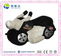 Cool Plush Stuffed Motorcycle Car Toy for Boys