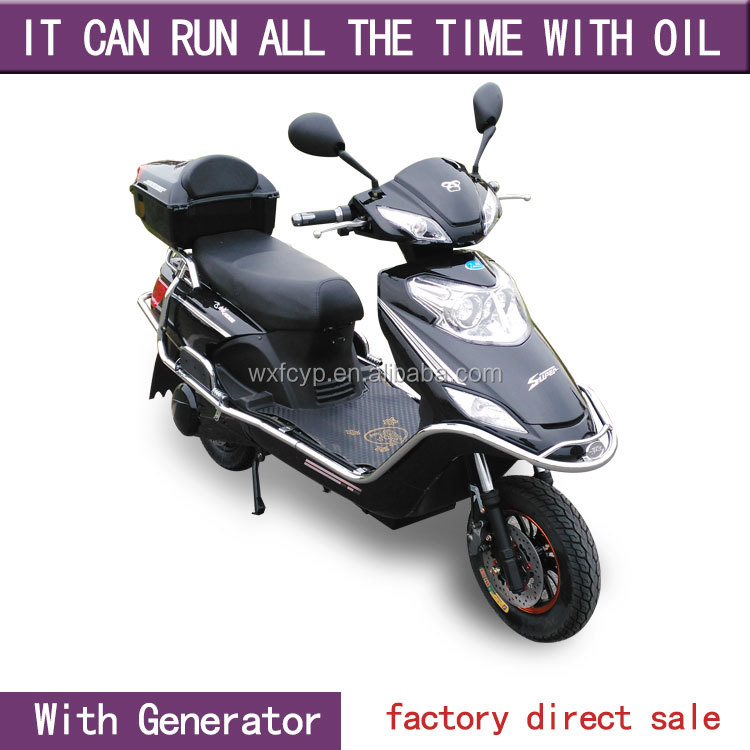 click 150cc automatic racing motorcycle with electric scooter