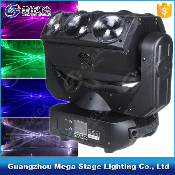 9x10W 4in1 led colorful <strong>beam</strong> led moving head stage light