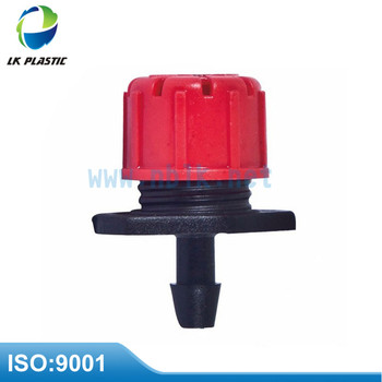 China Manufacturer red Drip Irrigation Watering Emitter