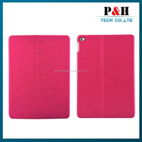 Smart Stand Flip Cover with Hard Back Case for iPad Mini