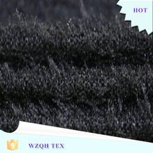 Latest Dress Designs Coarse Knitting Fabric 100% Polyester Loop Pile Fabric