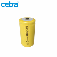 OEM ODM 4000mAH 1.2V Nicd Rechargeable Battery Cell For Sale