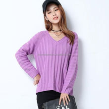 monroo latest wholesale top quality young ladies fashion korean knitwear clothing women