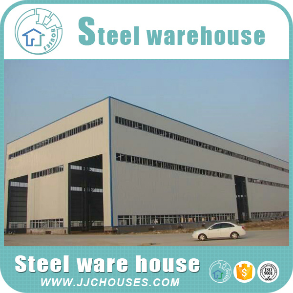 China light weight steel warehouse, good quality steel frame, prefab steel building used agriculture