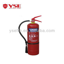 CE Approval fire fighting dry chemical powder
