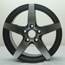 16 inch Top quality wheel rim for car with customized colorful