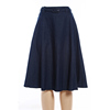 Wholesale Women Summer Knee Length Demin Skirt On Sale