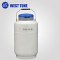 YDS-10-90 Promotion price! moderate liquid nitrogen container for storage
