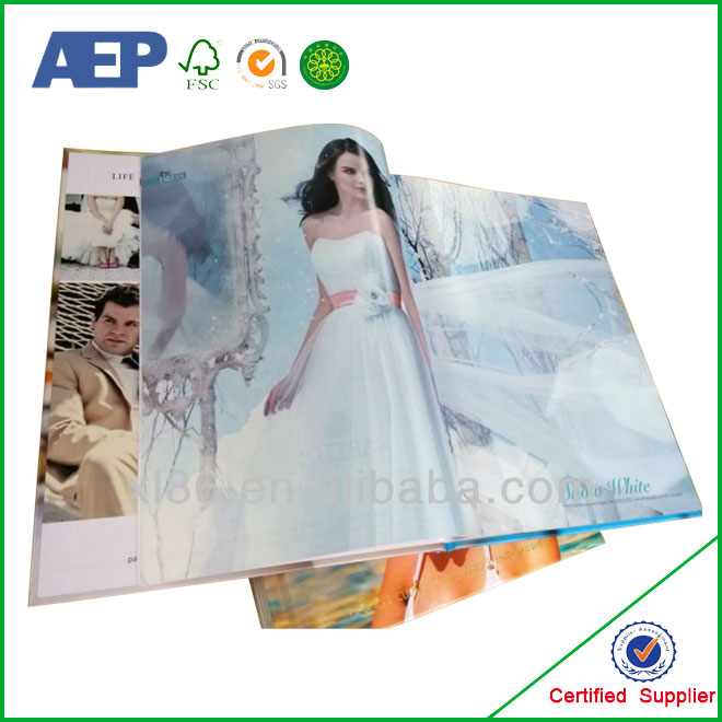 High quality Printing hardcover photo book factory