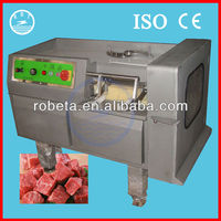automatic and electric fresh meat dicing machine/meat chopping machine