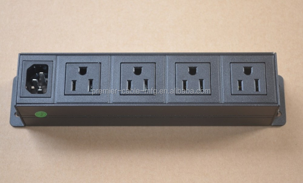 3 Outlets Power Strip Nema 5 15r Output Receptacles Buy