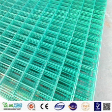pvc or galvanized welded wire mesh fence/ welded wire fence pannels