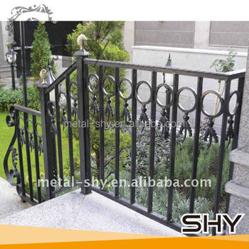 Practical Exterior Wrought Iron Handrail Railings Lowes Buy Exterior Handrail Lowes Exterior