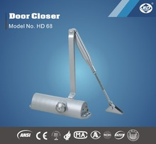 Supply automatic hydraulic door closer with high quality