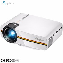 Multi-Screen smartphone mini led Portable Video Projector for Iphone and Android support 1080P Projector Android