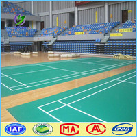 Indoor badminton court flooring prices used sports court flooring