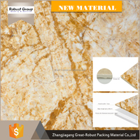 Polished Porcelain Border Marble Floor Tiles