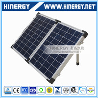 China cheapest price solar energy 120 watt folding solar panel