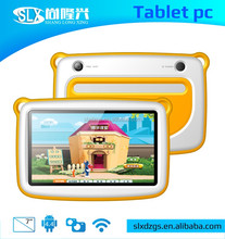 China Factory Price Android Kids Tablet PC 7 Inch with Dual Core