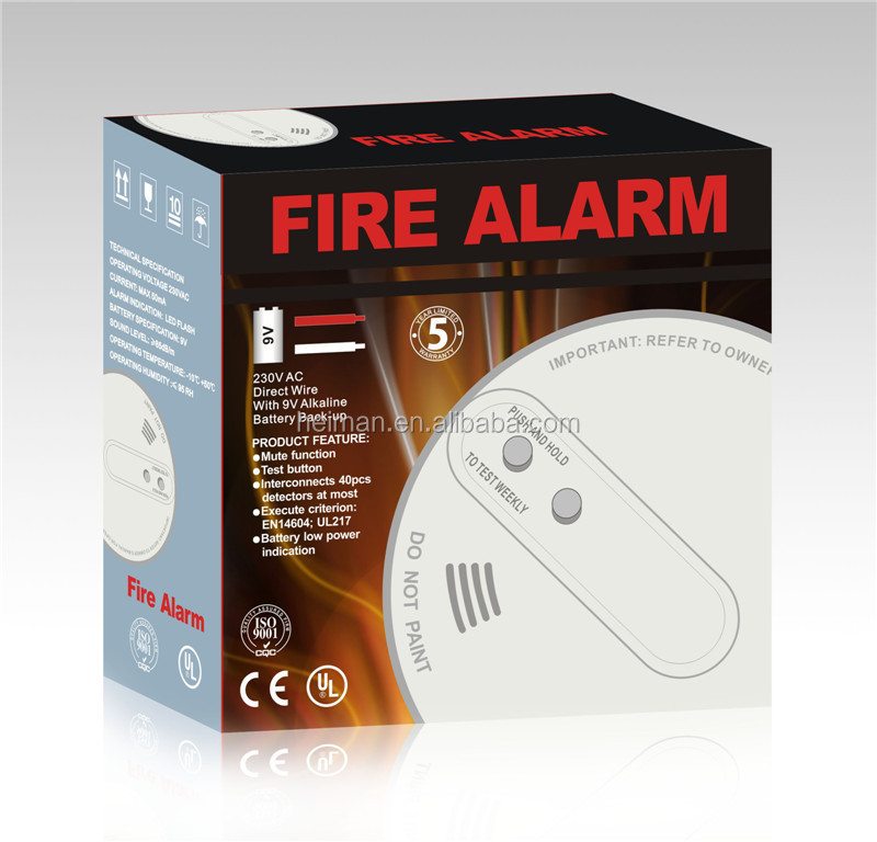 wireless 433mhz smoke alarm view wireless 433mhz smoke alarm heiman product details from. Black Bedroom Furniture Sets. Home Design Ideas