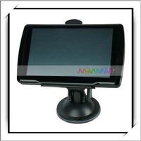 WinCE6.0 TF 4GB Bluetooth MTK 5 Inch LCD Touch Screen Car GPS Navigation With Japan Map