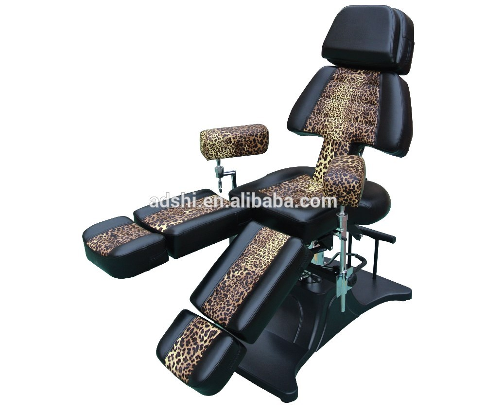 Cheap portable Tattoo chair,Hydraulic Tattoo massage Chair on high quality
