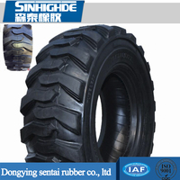 good heat resistance 10-16.5 12-16.5 rim guard tire