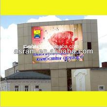 P6 to P31.25 2R1G1B 16mm virtual advertising outdoor led display