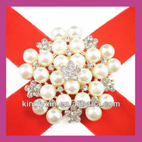 Hot Sale !47mm Wedding Bridal Rhinestone Brooch,Party Dress Pin.Pin for Chair Cover ,Bouquet ,Costume and Invitation lx-c82