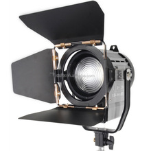 12000lm Bi-color 100W LED Fresnel Spotlight video Equipment light