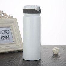 17oz Flask Vacuum Insulated Stainless Steel Water Thermos Bottle Loop Cap