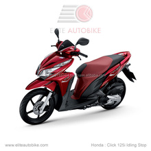 Hond CLICK 125i-12 Red