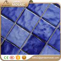 Purple Painting Porcelain Mosaic New Ceramic Wall And Floor Tile