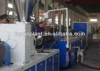 PVC Wood Plastic Composite Decking WPC Machine
