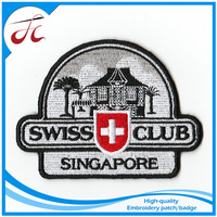 Custom embroidery patch,Fashion embroidery badges,embroidered patch