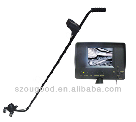 MD-V4D Under Vehicle inspection mirror Magnetic telescopic search mirrors