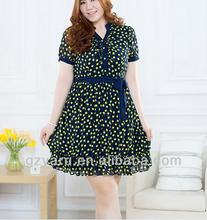 Summer Fashion Fat Womens Clothes