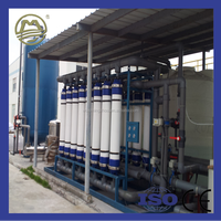 Ultrafiltration System For River Lake Water Purification