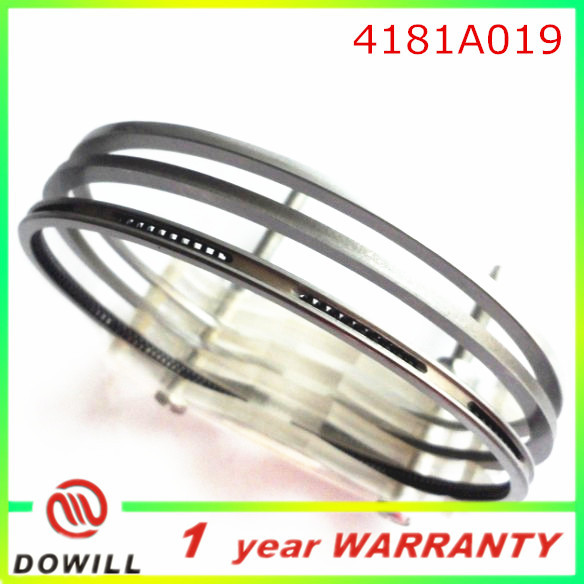4181A019 piston rings, piston rings factory in China