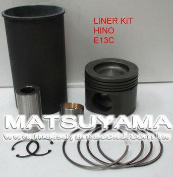 Liner Kit for Hino E13C
