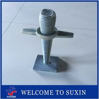 Galvanized Scaffolding Jack For Supporting