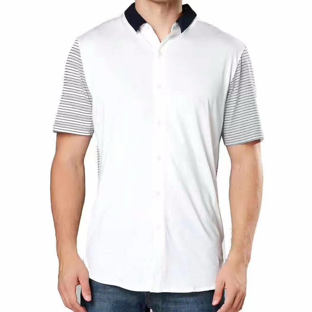 Closeout Cheap Short Sleeves Stostock Polo T-shirt